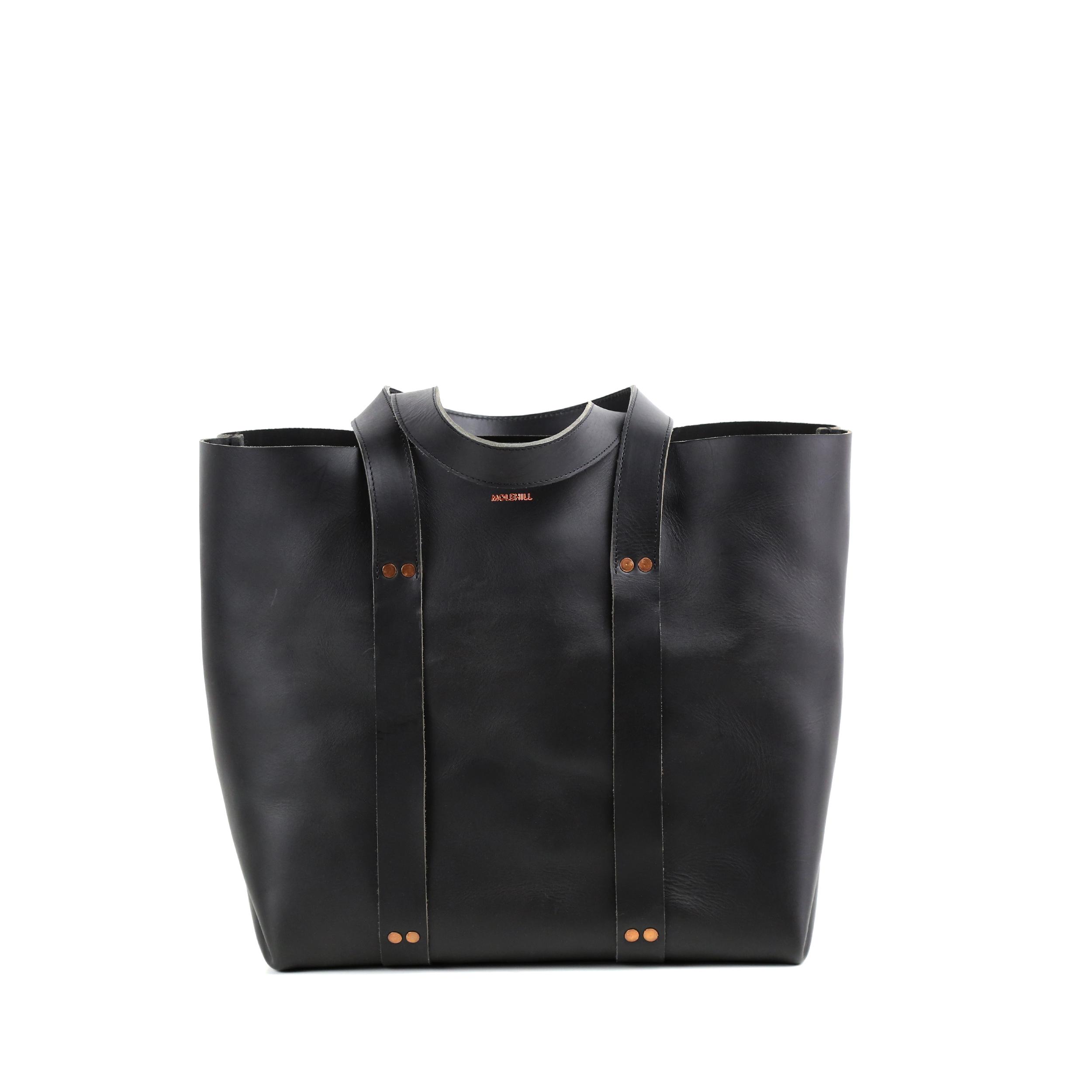 KRAFLA Shopper Black Sample Sale No. 1-1