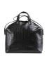 MADURA Handbag Croco Black Sample Sale No. 6-1