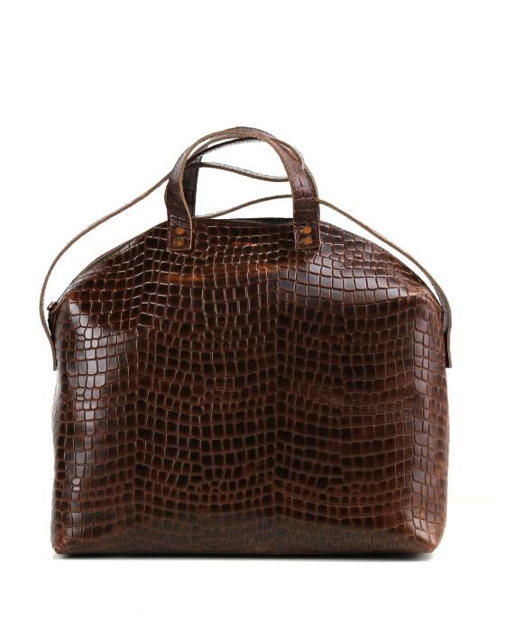 MADURA Handbag Croco Sample Sale No. 1-1