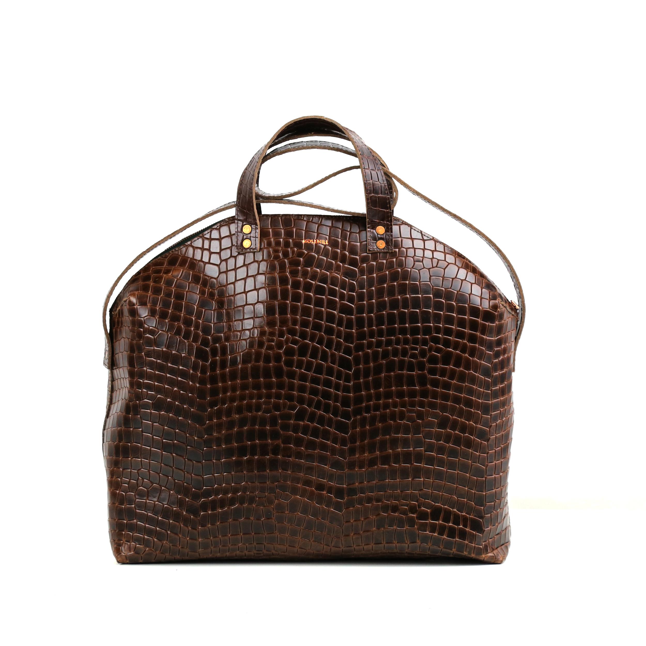 MADURA Handbag Croco Sample Sale No. 1-2