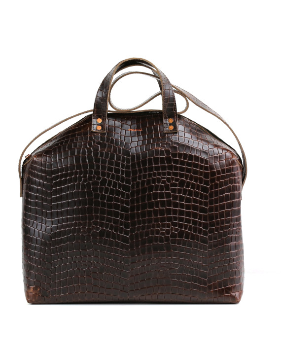 MADURA Handbag Croco Sample Sale No. 2 -1