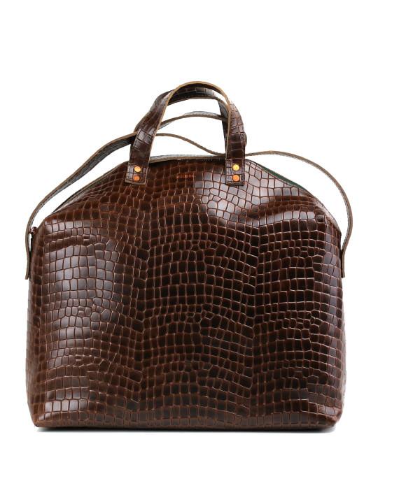 MADURA Handbag Croco Sample Sale No. 3-1