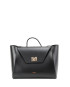 HEIDA-Medium-Top-Handle-Bag-Black-1