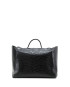 HEIDA-Medium-Top-Handle-Bag-Croco-Black-2