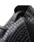 HEIDA-Medium-Top-Handle-Bag-Croco-Black-4