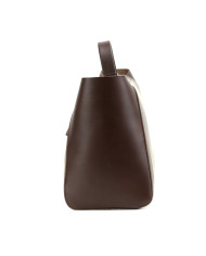 HEIDA – Medium-Top-Handle-Bag-Dark-Brown-3