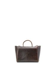 HEIDA-Small-Top-Handle-Bag-Croco-2