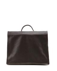 MERU-Briefcase-Grained-Brown-2