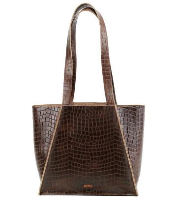 Torba-Maura-Fold-Bag-Croco-1