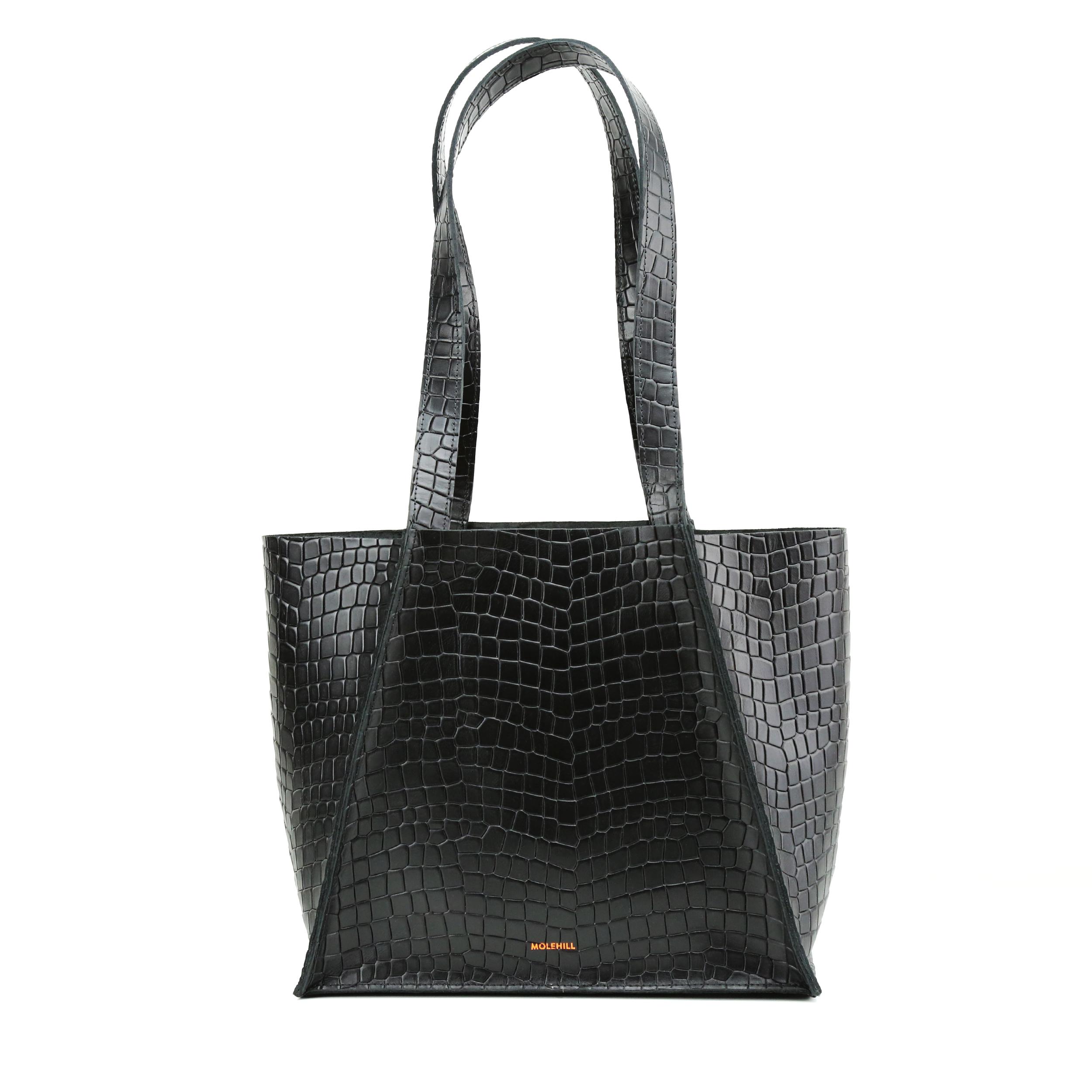 Torba-Maura-Fold-Croco-Black-1