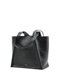 Torba-Maura-Fold-Croco-Black-3