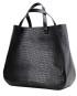 Lesa-Large-Bag-Croco-Black-2