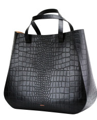 Lesa-Large-Bag-Croco-Black-Special-Edition-2
