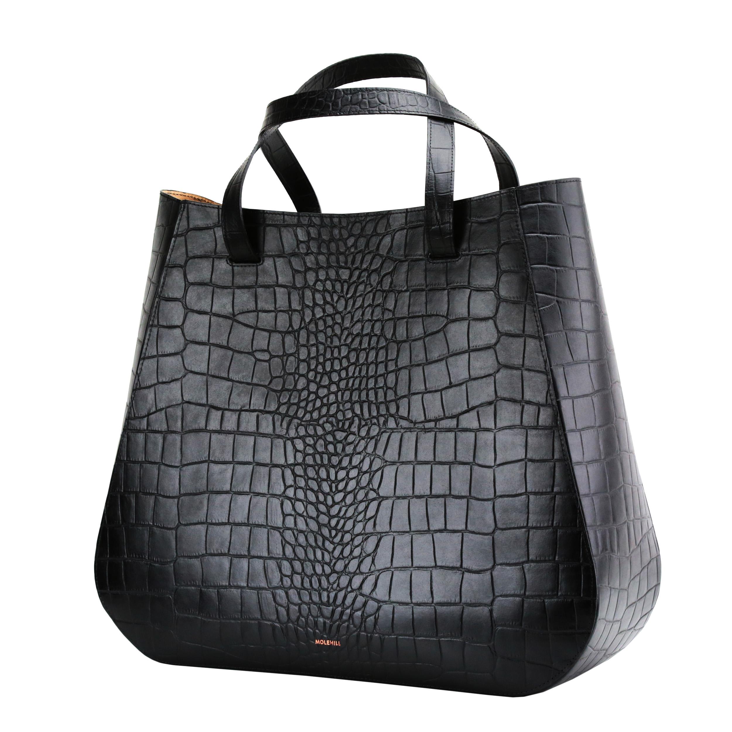 Lesa-Large-Bag-Croco-Black-Special-Edition-2