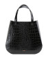 Lesa-Medium-Bag-Croco-Black-Special-Edition-1