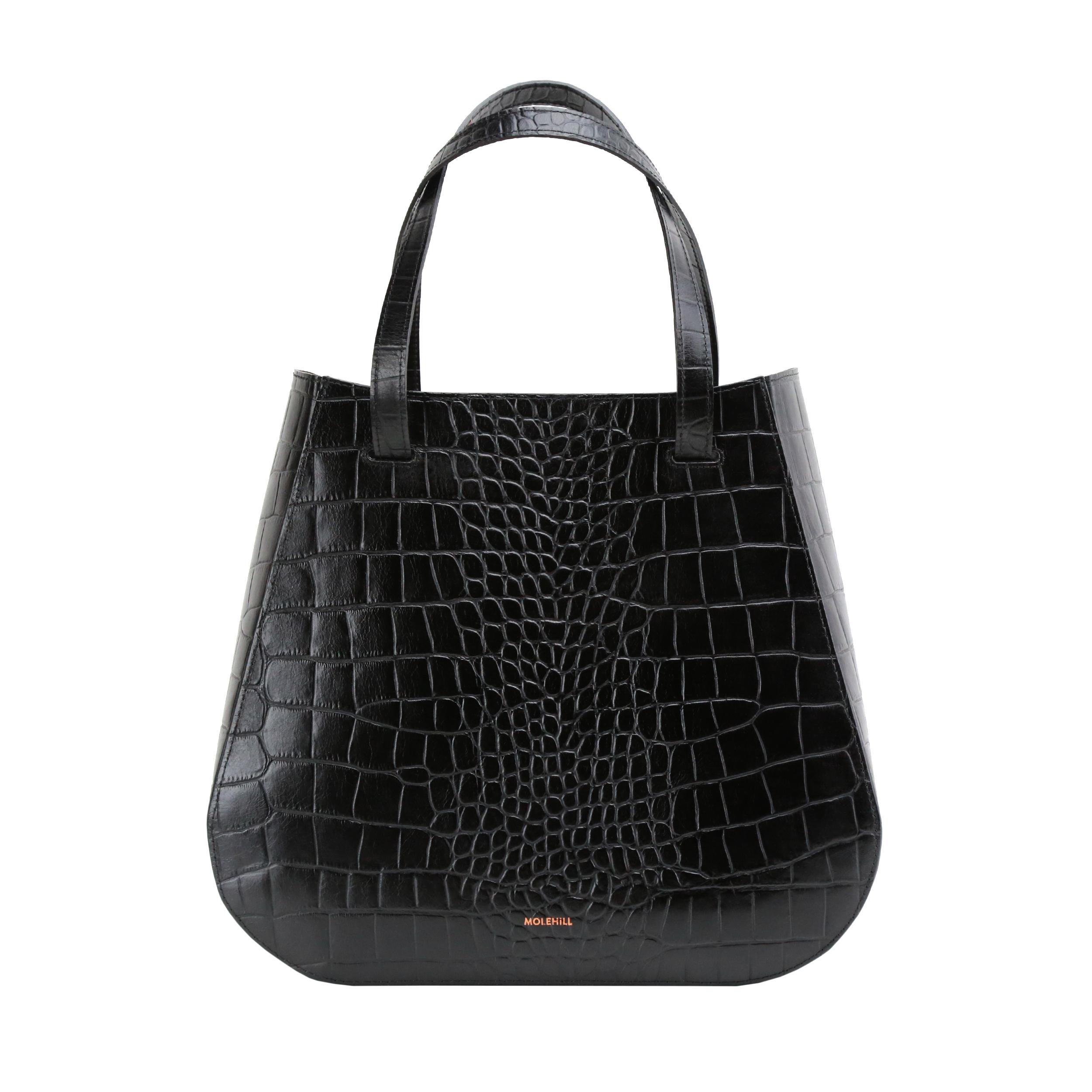 Lesa-Medium-Bag-Croco-Black-Special-Edition-1