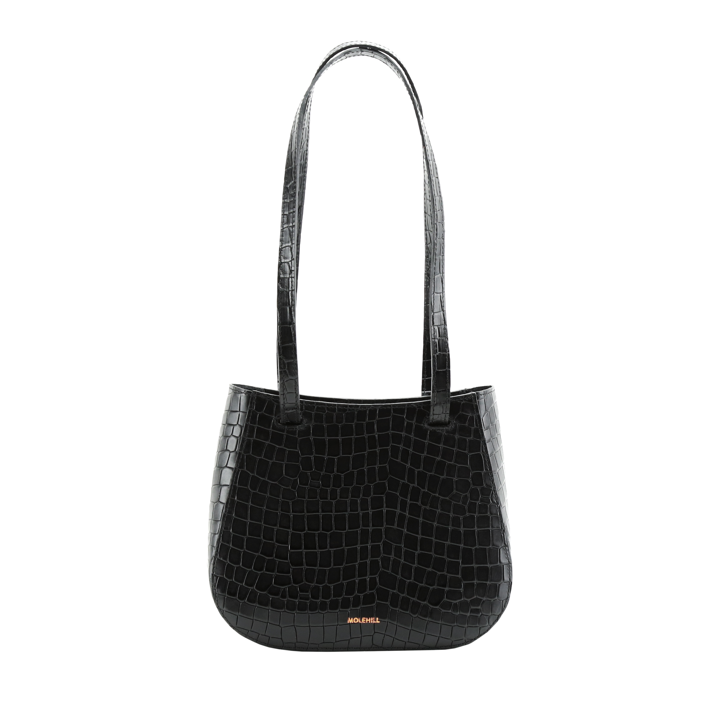 Lesa-Small-Bag-Croco-Black-1