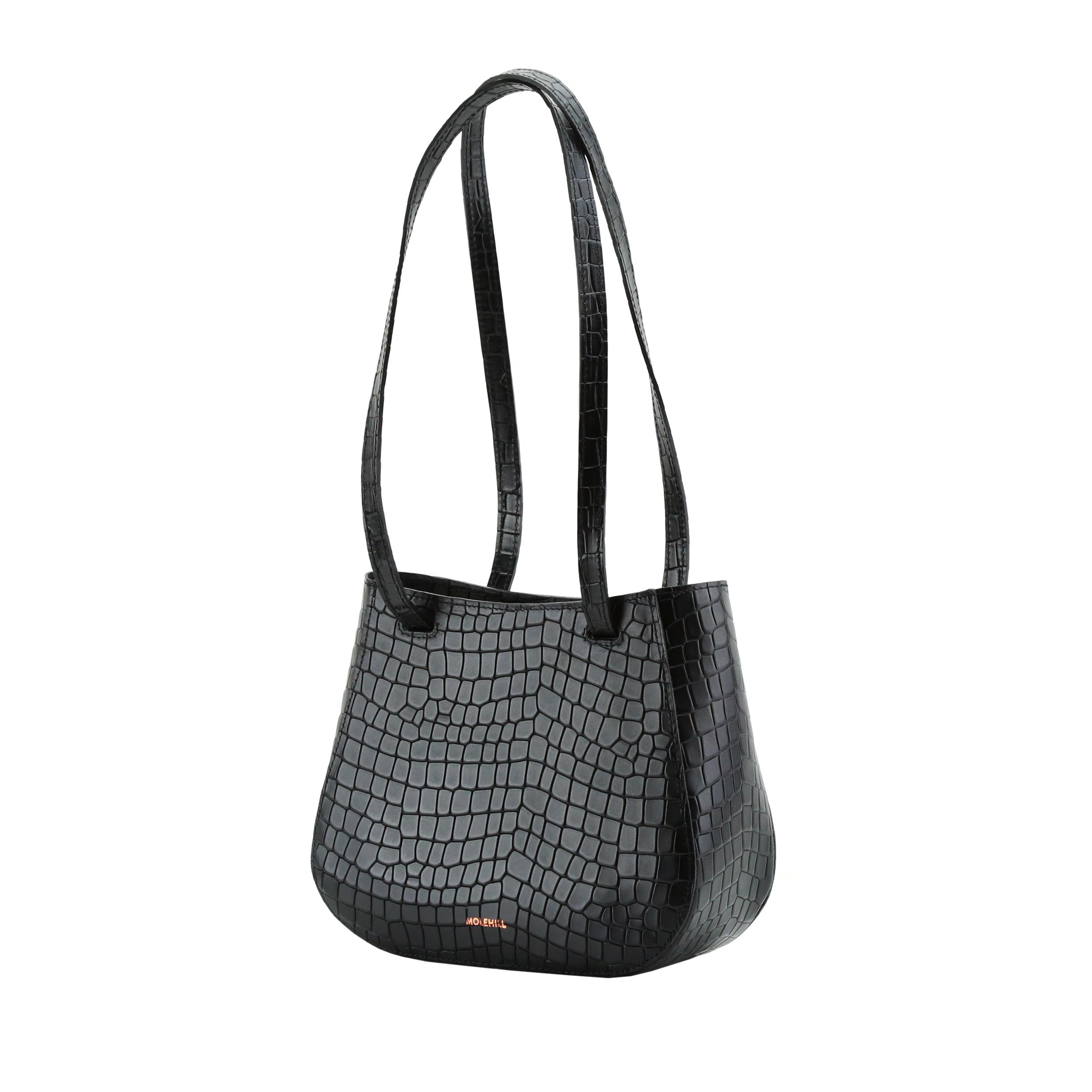 Lesa-Small-Bag-Croco-Black-2