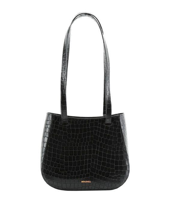 Lesa-Small-Bag-Croco-Black-1