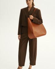 Molehill-Lookbook-Lesa-Large-Handbag-Croco-Honey-Special-Edition