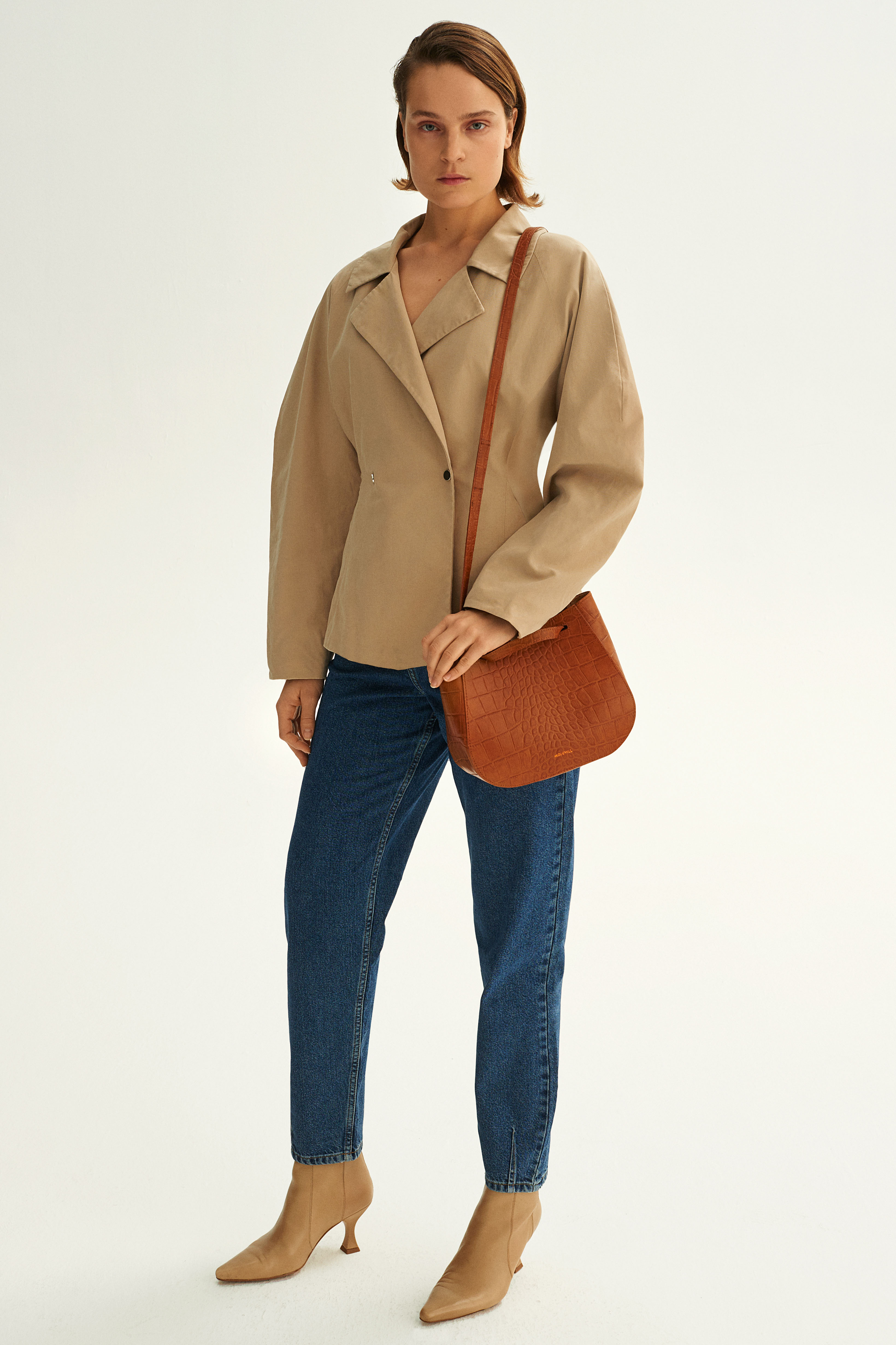 Molehill-Lookbook-Lesa-Small-Handbag-Croco-Honey-Special-Edition