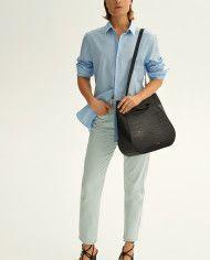 Molehill-Lookbook-Lesa-Medium-Handbag-Croco-Black-Special-Edition