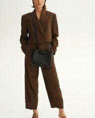 Molehill-Lookbook-Lesa-Small-Handbag-Croco-Black