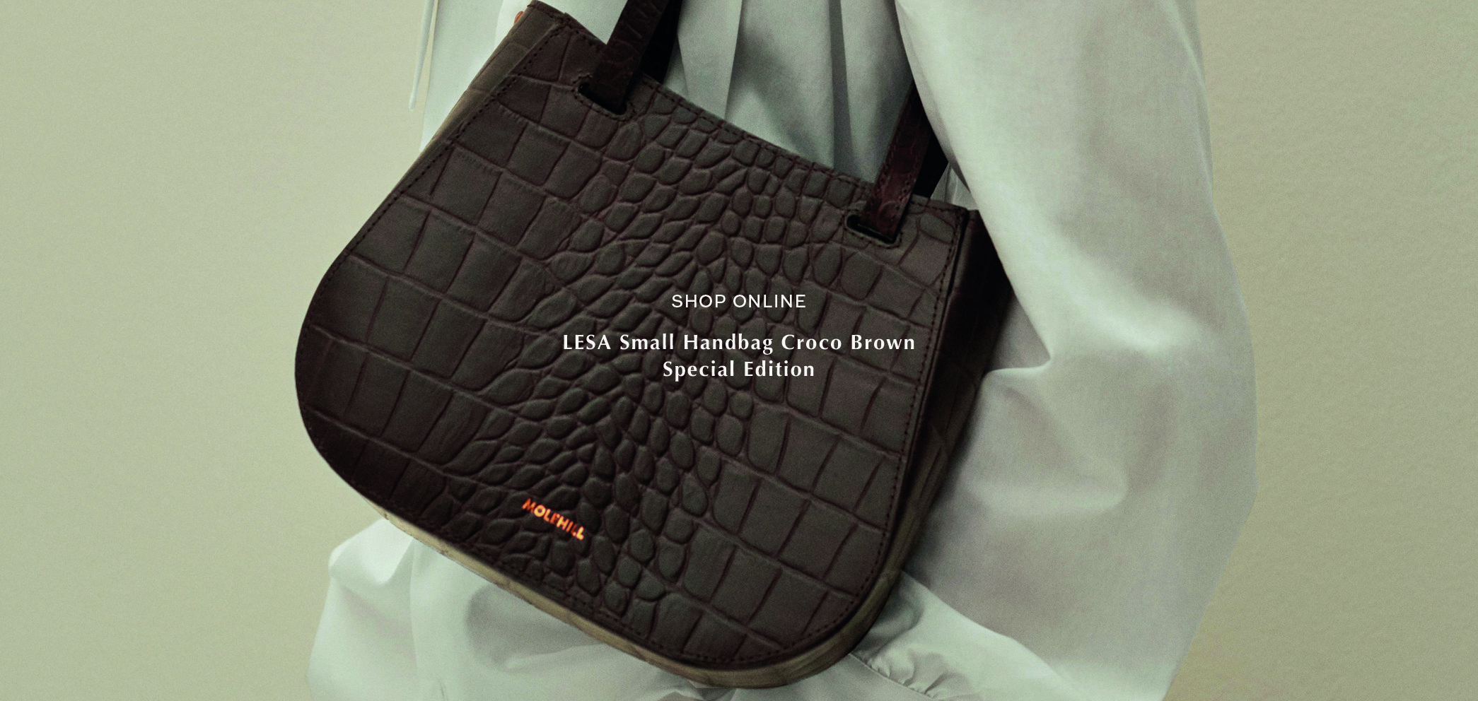 Molehill-Lesa-Small-Handbag-Croco-Brown-Special-Edition