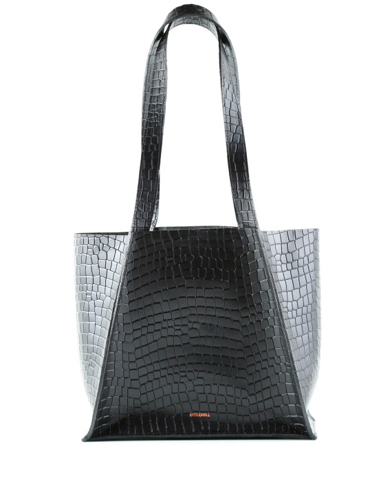 Maura Croco Black-1