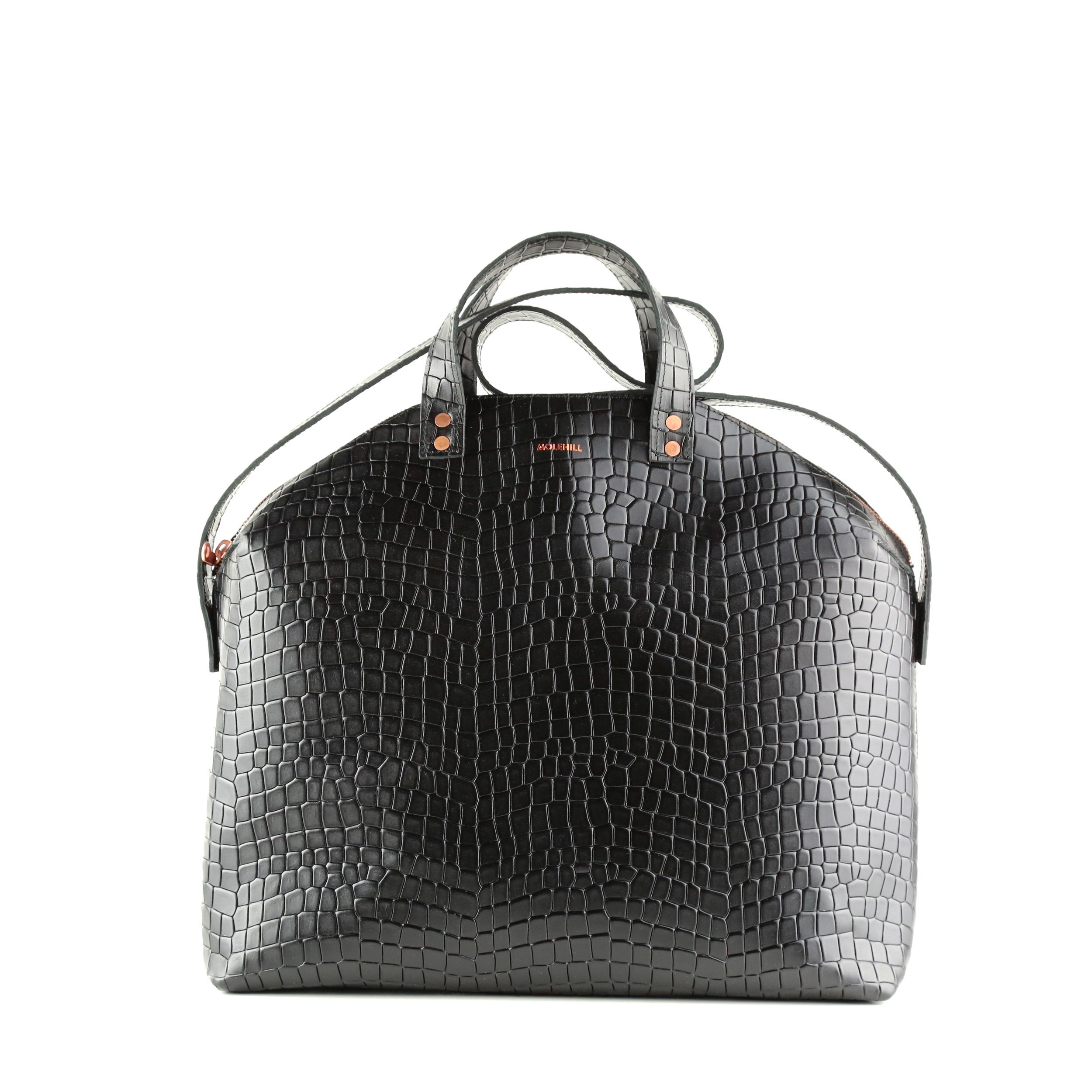 Torba-MADURA-Handbag-Croco-Black-1