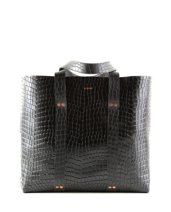 Krafla Croco Black-1