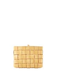 Pane Crossbody Woven Bag Natural-3