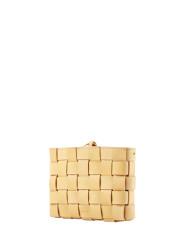 Pane Crossbody Woven Bag Natural-4