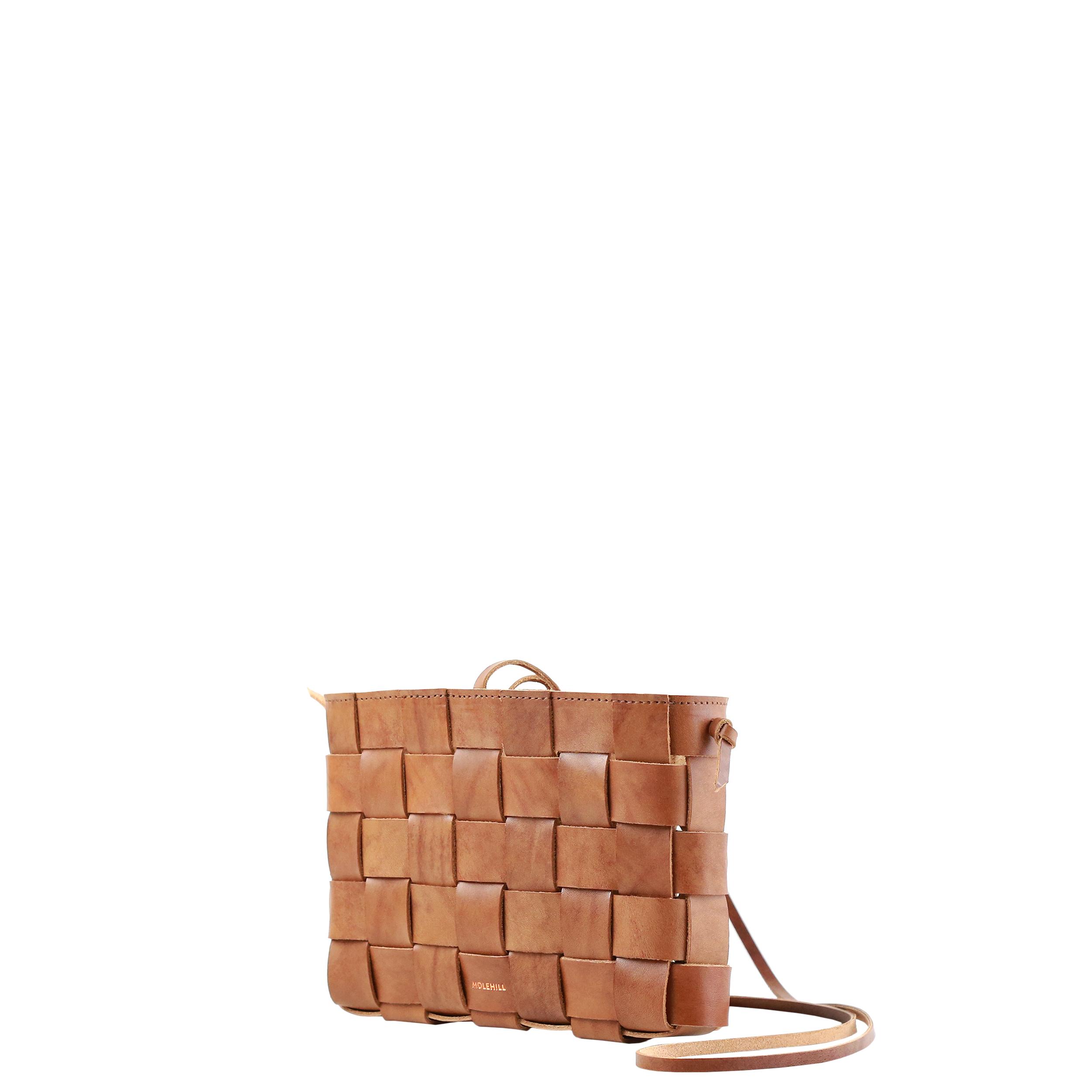 Pane Crossbody Woven Bag Wild-2