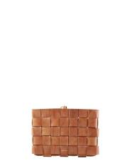 Pane Crossbody Woven Bag Wild-3