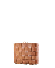 Pane Crossbody Woven Bag Wild-4