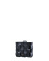 Pane Mini Crossbody Woven Bag Black-3