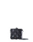 Pane Mini Crossbody Woven Bag Black-4