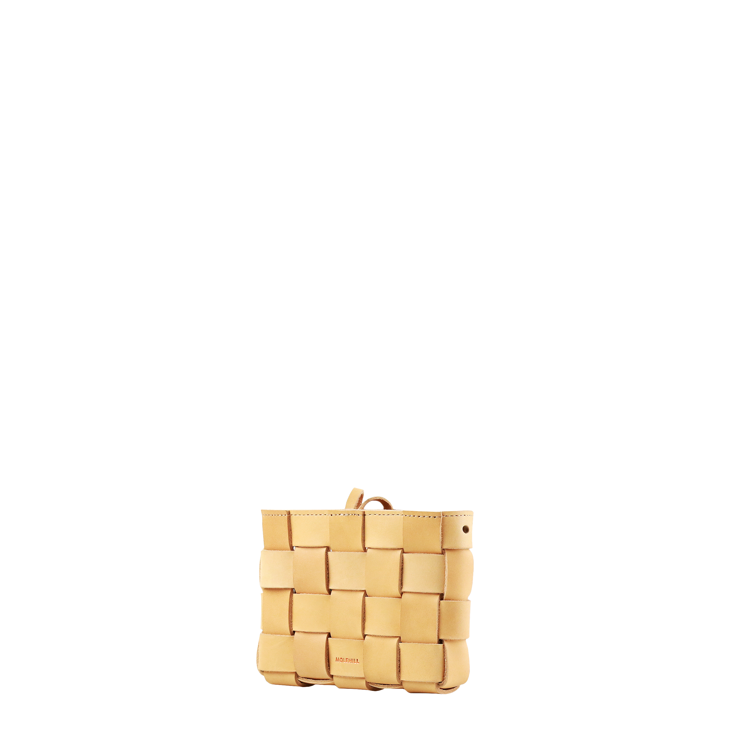 Pane Mini Crossbody Woven Bag Natural-2