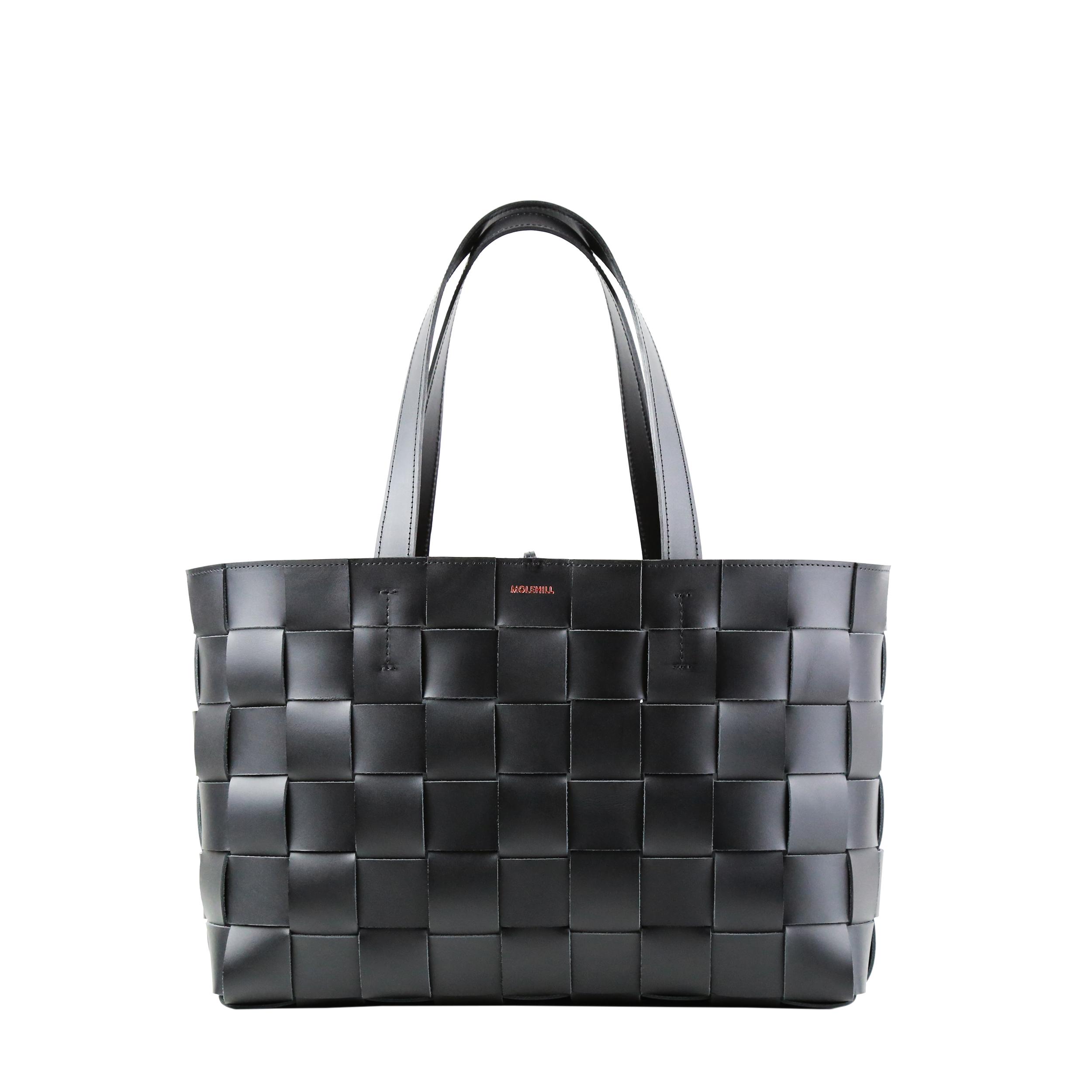 Pane Shopper Woven Bag Horizontal-1