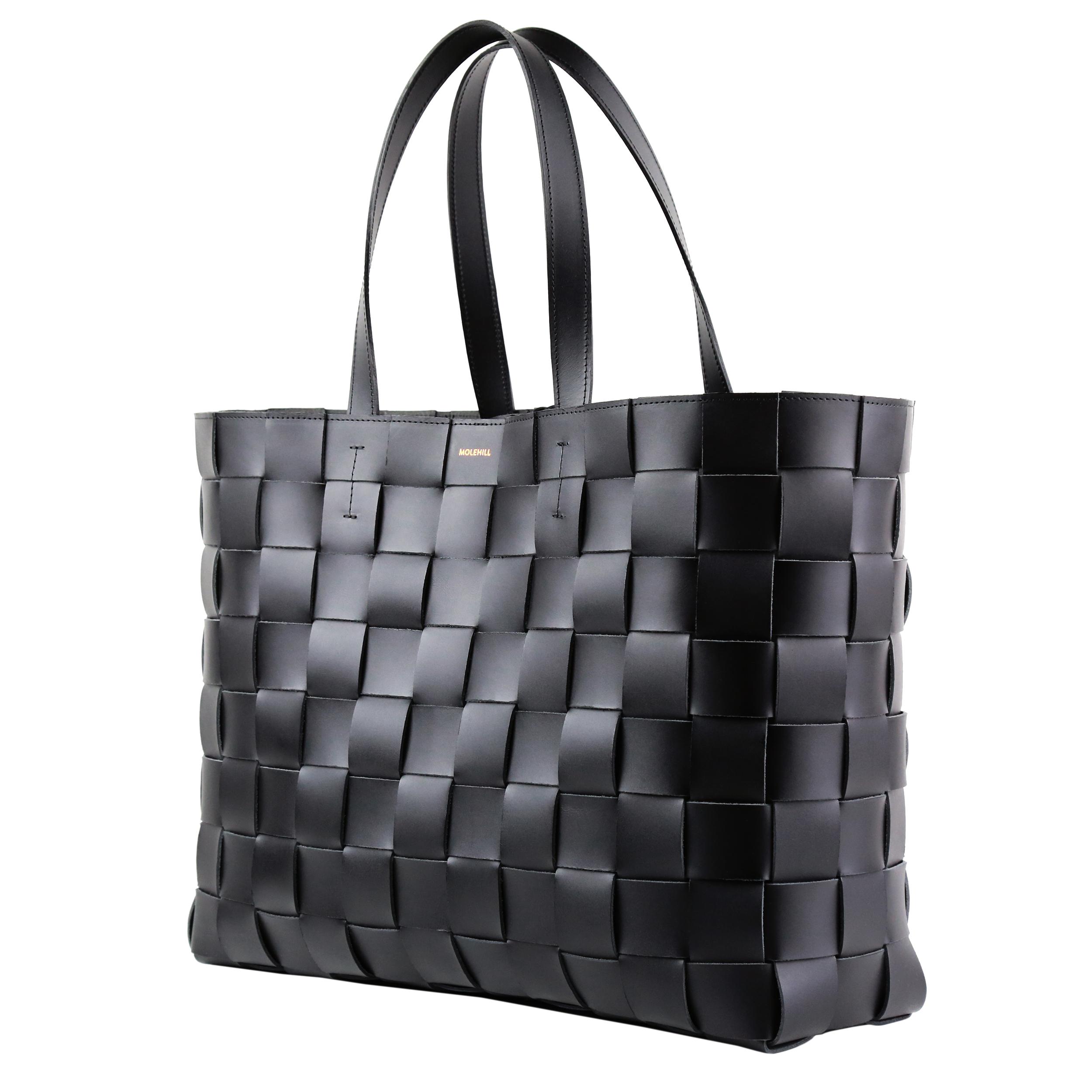 Pane Weekender Woven Bag-2
