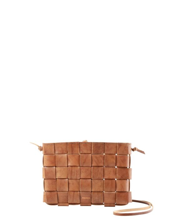 Pane Crossbody Woven Bag Wild-1
