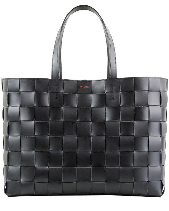 Pane Weekender Woven Bag-1