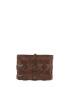 Pane Crossbody Woven Bag Light Chocolate-4