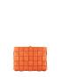 Pane Crossbody Woven Bag Orange-1