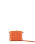 Pane Mini Crossbody Woven Bag Orange-1