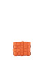 Pane Mini Crossbody Woven Bag Orange-3