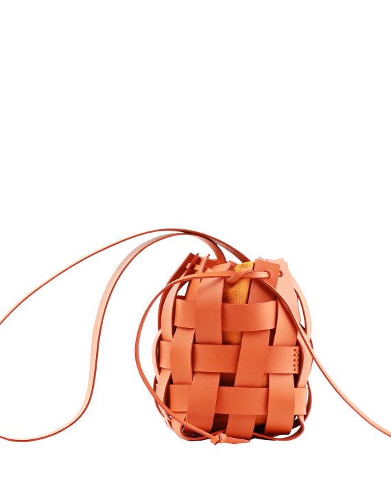 Torba-PANE-Woven-Basket-Bag-Orange-1