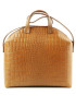 MADURA Handbag Croco Honey Sample Sale-1