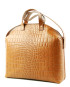 MADURA Handbag Croco Honey Sample Sale-2